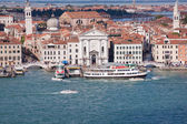 Venetian Waterfront — Foto Stock