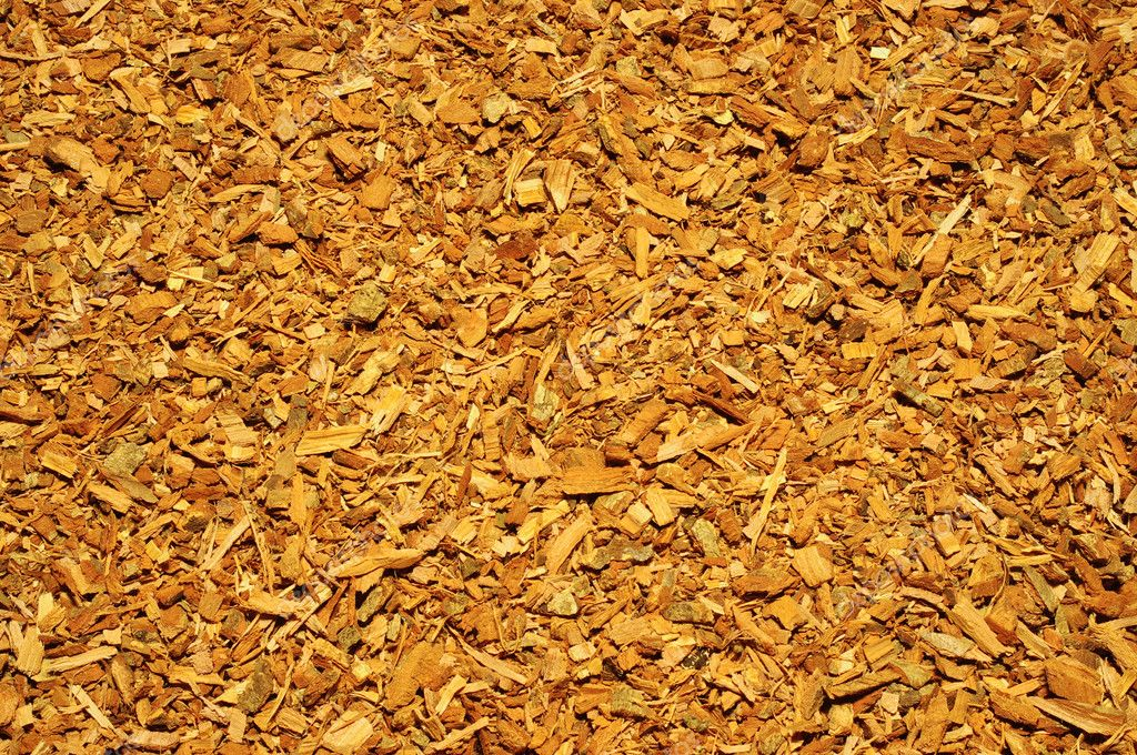 Shredded oak bark like texture or background — Stock Photo #5351262