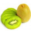 Kiwi on white — Stock Photo #4163404