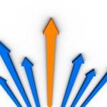 Arrows. — Stock Photo
