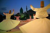 Dancer dervish — Stock Photo