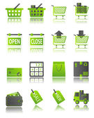Web icons_12 — Vector de stock