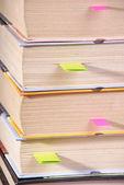 A few books — Stock Photo