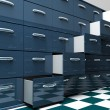 Filing Cabinets — Stock Photo #4362535