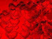 Hearts — Fotografia Stock