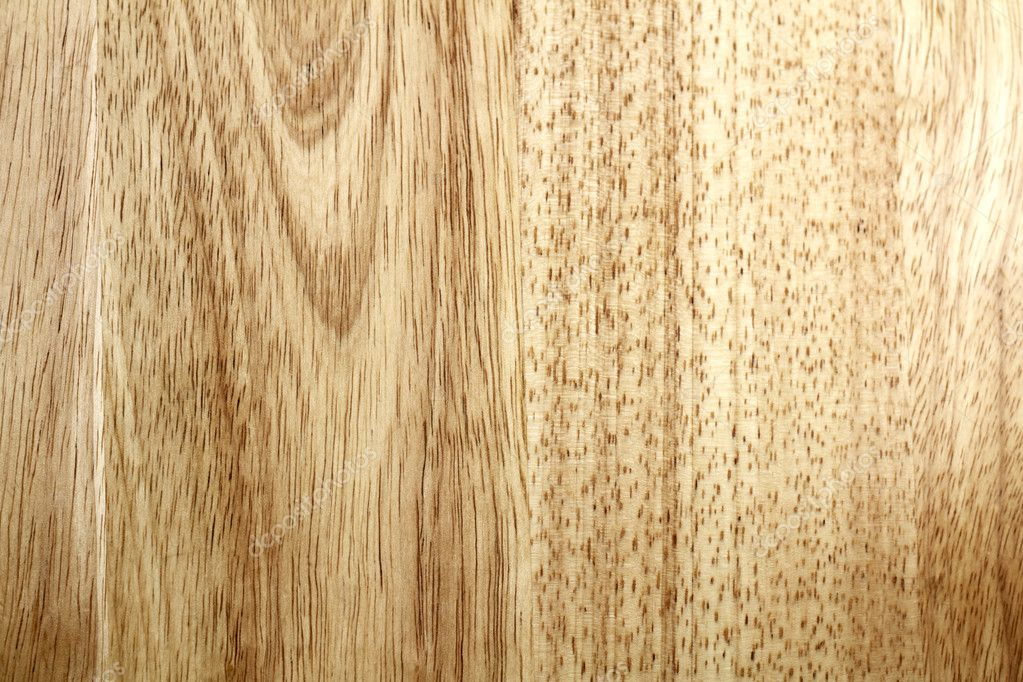 Close up of natural hardwood surface of a flat chair.  Stock Photo #4168291