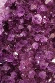 Purple Gems — Stock Photo