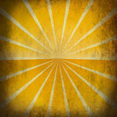 Retro sun grunge background — Stock Photo