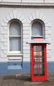 Cabina telefónica — Foto de Stock