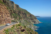 Chapman's Peak — Stock Photo
