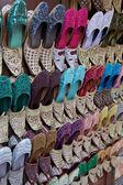 Scarpe arabe — Foto Stock