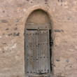 Arabian Door — Stock Photo
