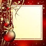 Sfondo di Natale — Vettoriale Stock