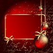 Christmas background - Imagen vectorial