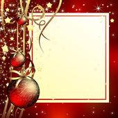 χριστούγεννα φόντο — Διανυσματικό Αρχείο