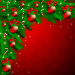 Christmas background — Stock Vector #4373276