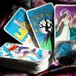 Tarot — Stockfoto