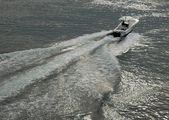 Быстрая лодка — Стоковое фото