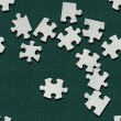Jigsaw puzzle wallpaper — Stock Photo #4859458