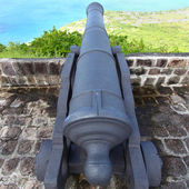 Brimstone Hill Fortress - St Kitts — Stock Photo