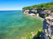 Pictured Rocks National Lakeshore — Stock Photo