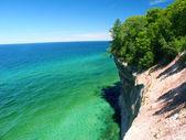 Pictured Rocks - Michigan UP — Stock Photo