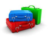 Travel bags — Stock Photo