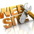 Web design — Stock Photo #5286410