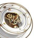 Clock background — Stock Photo