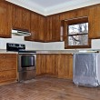 Stock Photo: Kitchen Remodel