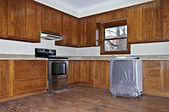 A Kitchen Remodel — Stock Photo