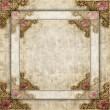 Stock Photo: Antique Style Borders