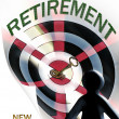 Retirement, a New Chapter in Life — Stock Photo