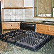 Stock Photo: Kitchen Area