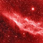California nebulae — Stock Photo