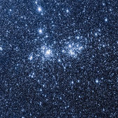 Perseus Double Cluster — Stock Photo