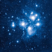 Pleyades — Stock Photo