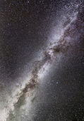 Deep Milky Way — Stock Photo