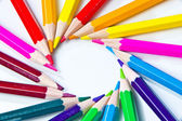 Colors pens — Stock Photo