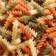 colorful pasta — Stock Photo
