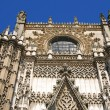 Seville Cathedral — Stock Photo #3934761