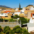 Rural village in Andalusia, Spain - Stock Photo