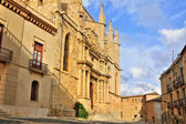 Santa Maria de Montblanc church, Spain — Stock Photo