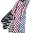 Ties of different colors — Stock Photo #4071587
