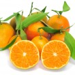 Some tangerines — Stock Photo #4124219