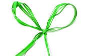 Gift ribbon bow — Stock Photo