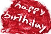 Happy birthday — Foto Stock