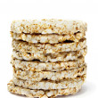 Rice cakes - Stock Photo