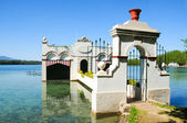 Lake of Banyoles — Stock Photo