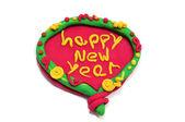 Felice anno nuovo — Foto Stock